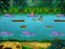 Timon & Pumbaa's Hippo Hop