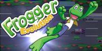 Frogger Evolution Banner