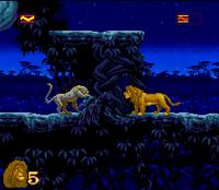 The Lion King SNES Captura 07