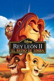 Disney DVD El rey Leon 2