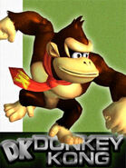 Donkey Kong SSBM