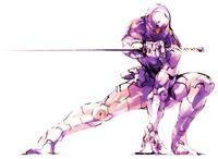Cyborg Ninja MGS