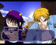Mamodo Battles SCREEN - Laila & Albert2