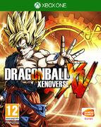 Dragon Ball Xenoverse portada