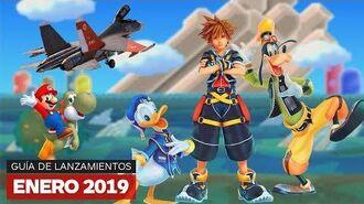 Guía de lanzamientos enero 2019 – IGN Latinoamérica