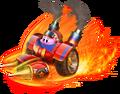 Kirby Triple Deluxe - Robobot Rueda