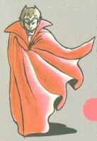 Castlevania II - Simon's Quest - Dracula