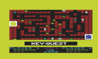 Commodore VIC-20 - Key Quest