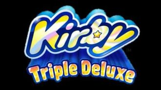 Kirby Triple Deluxe - Queen Sectonia (Phase 2) - Music