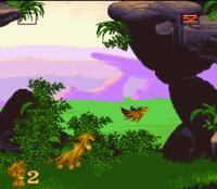 The Lion King SNES Captura 13