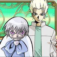 Mamodo Battles - Zeno & Dufort