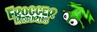 Frogger Returns banner
