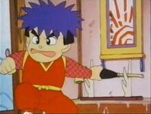 Goemon anime 1