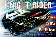 Knight Rider iP titulo