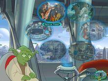 Star Wars - Yoda's Challenge