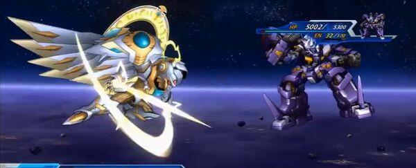 Super Robot Wars OG - captura XN-L 3