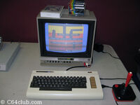 Commodore VIC-20 - monitor