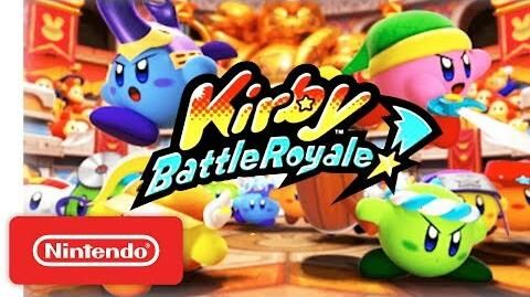 Kirby Battle Royale - Reveal Trailer - Nintendo 3DS - Nintendo Direct 9.13
