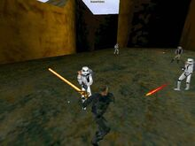 Star Wars Jedi Knight Mysteries of the Sith