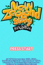 New Zealand Story Revolution título USA