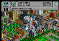 SimCity 2000 - Sega Saturn - 01