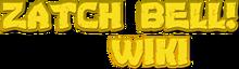 Wiki Zatch Bell logo