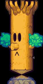 Kirby Mass Attack - Giga Woods