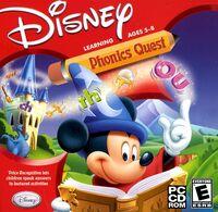 Disney Learning: Phonics Quest