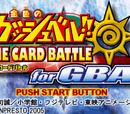 Konjiki no Gashbell!!: The Card Battle for GBA