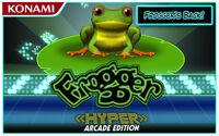 Frogger Hyper Arcade Edition titulo