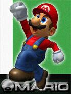 Mario SSBM