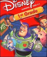 Buzz Lightyear 1st Grade