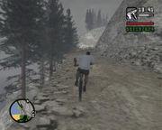 GTA SA Bici