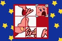 Kirby Slide Puzzle