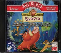 Burper cd cover