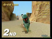 Star Wars Super Bombad Racing