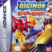 Digimon Battle Spirit portada
