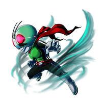 Kamen Rider - Compati Hero
