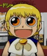 The Card Battle for GBA - Zatch Bell