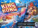 King Kong Pinball