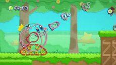 Kirby's Epic Yarn cap3