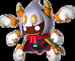 Kirby Triple Deluxe - Taraña