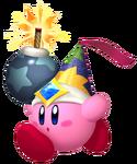 Kirby's Return to Dream Land - Bomba
