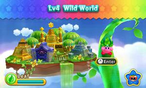 Kirby Triple Deluxe - Nivel 4