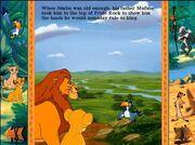 El Rey Leon Libro Animado