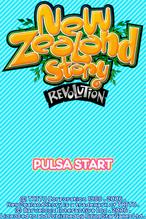 New Zealand Story Revolution título
