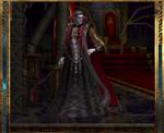 Castlevania Portrait of Ruin Dracula sprite 1