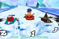 Krazy Kart Racing captura 2