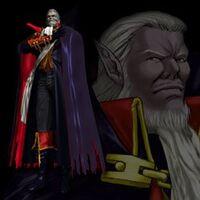 Castlevania 64 - Dracula