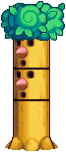 Kirby Mass Attack - Totem Woods